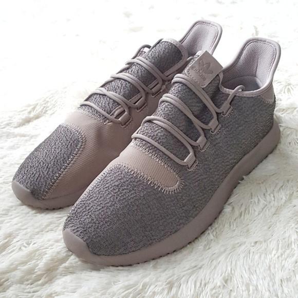 reputable site ad6a0 721aa Adidas Originals Tubular Shadow Vapour Grey Pink